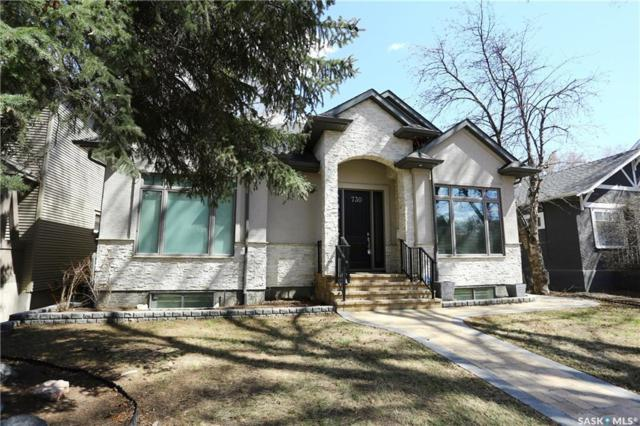 730 6th Avenue N, Saskatoon, SK S7K 2S9 (MLS #SK729499) :: The A Team