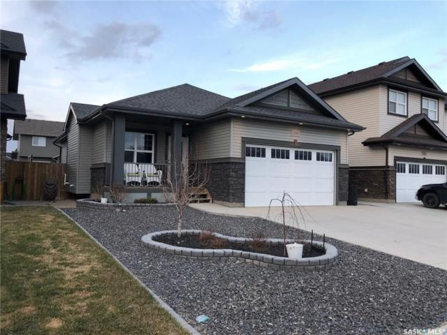 1019 Pringle Crescent, Saskatoon, SK S7T 0S7 (MLS #SK730517) :: The A Team