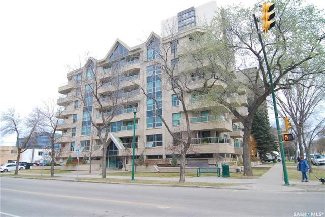 303 5th Avenue #606, Saskatoon, SK S7K 2P6 (MLS #SK731194) :: The A Team
