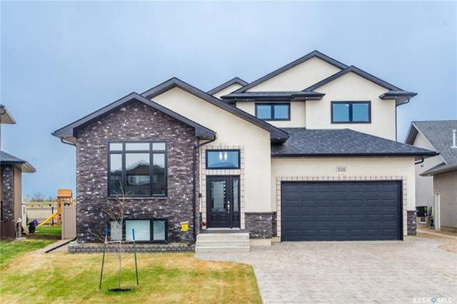 726 Gillies Crescent, Saskatoon, SK S7V 0C2 (MLS #SK731696) :: The A Team