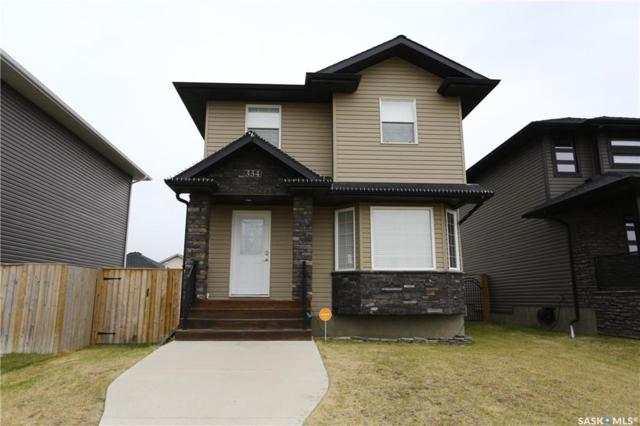 334 Stonebridge Common, Saskatoon, SK S7T 0H2 (MLS #SK731863) :: The A Team