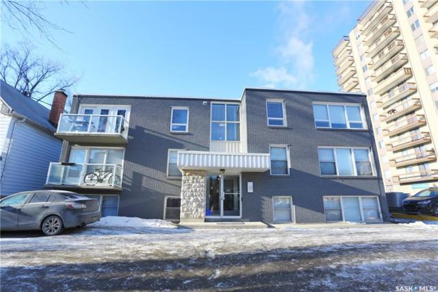 415 3rd Avenue N #106, Saskatoon, SK S7K 2J2 (MLS #SK731942) :: The A Team