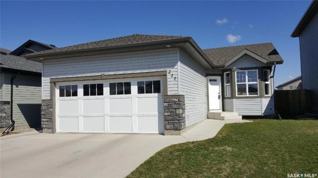 211 Stone Terrace, Martensville, SK S0K 0A2 (MLS #SK732192) :: The A Team