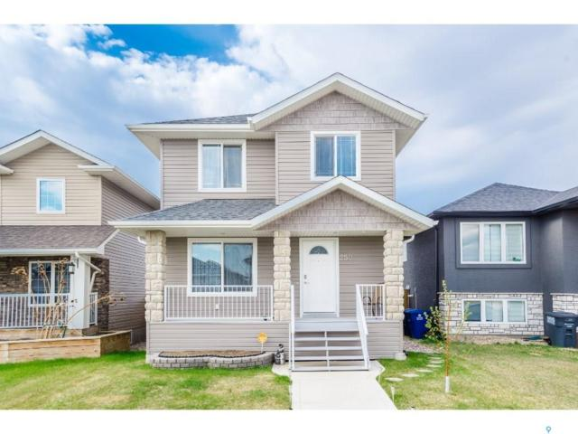 250 Kloppenburg Way, Saskatoon, SK S7W 0N8 (MLS #SK732400) :: The A Team