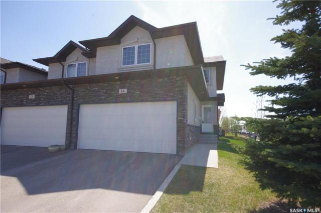 106 Baillie Cove #14, Saskatoon, SK S7T 0B8 (MLS #SK732488) :: The A Team