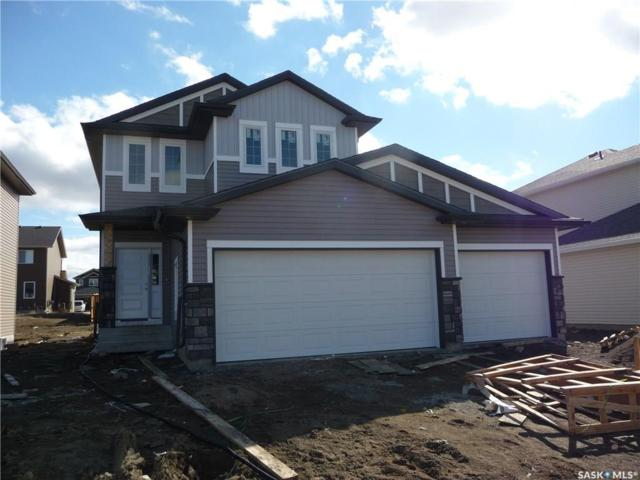 527 Pichler Way, Saskatoon, SK S7V 0H2 (MLS #SK732500) :: The A Team