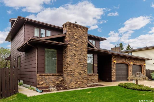 615 Frobisher Terrace, Saskatoon, SK S7K 4Z1 (MLS #SK732644) :: The A Team