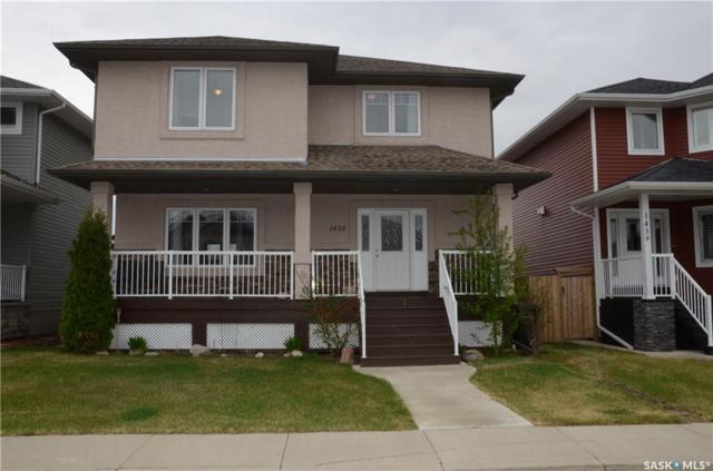 1435 Willowgrove Court, Saskatoon, SK S7W 0T6 (MLS #SK732714) :: The A Team