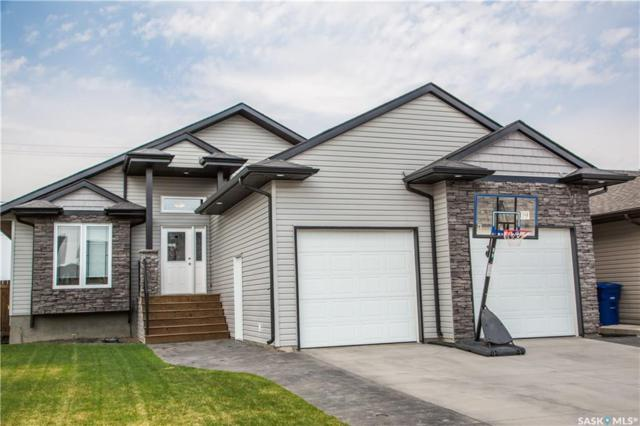 909 Coppermine Way, Martensville, SK S0K 2T0 (MLS #SK732825) :: The A Team
