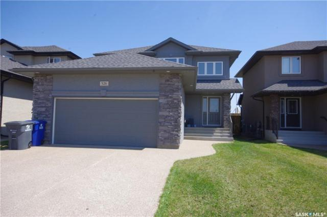 526 Sutter Crescent, Saskatoon, SK S7T 0R4 (MLS #SK732935) :: The A Team