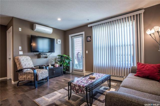 230 Slimmon Road #203, Saskatoon, SK S7V 0B3 (MLS #SK732937) :: The A Team