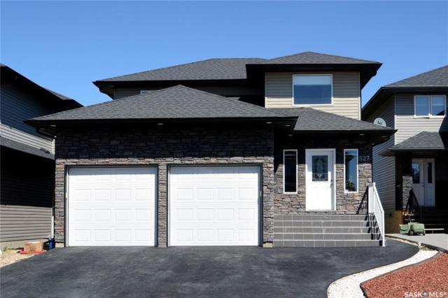 527 Klassen Crescent, Saskatoon, SK S7R 0G2 (MLS #SK733028) :: The A Team