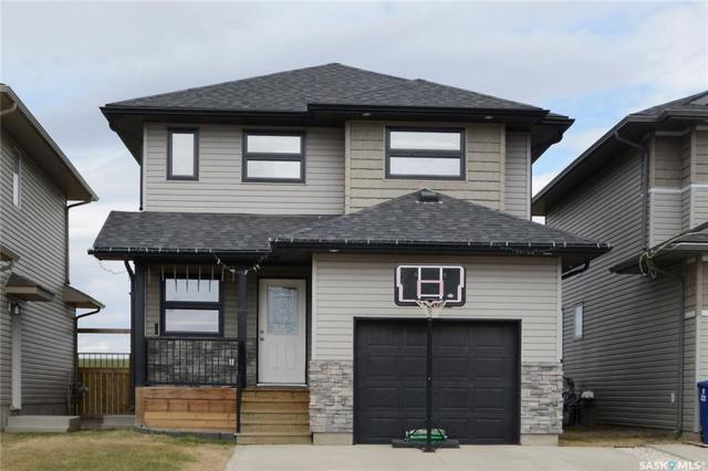 255 Henick Crescent, Saskatoon, SK S7R 0J5 (MLS #SK733034) :: The A Team