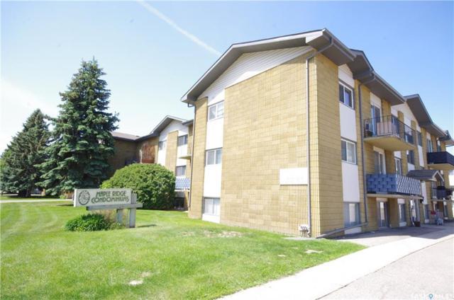 1 Columbia Drive #68, Saskatoon, SK S7K 1E3 (MLS #SK736135) :: The A Team