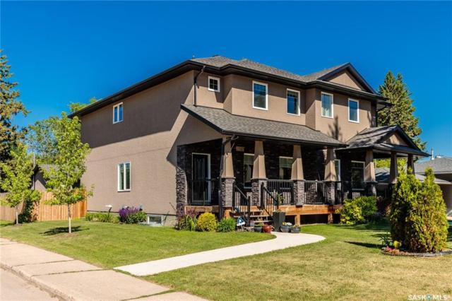 2532 Lansdowne Avenue, Saskatoon, SK S7J 1H4 (MLS #SK736737) :: The A Team