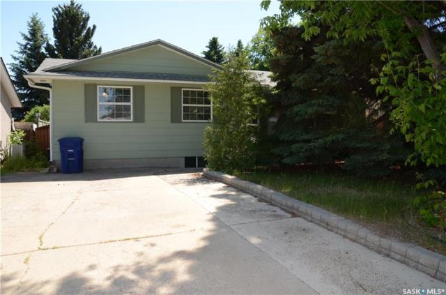 240 Nahanni Drive, Saskatoon, SK S7K 3Z8 (MLS #SK736917) :: The A Team