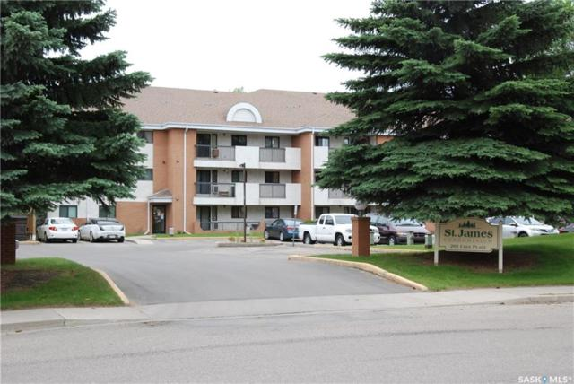 201 Cree Place #303, Saskatoon, SK S7K 7Z3 (MLS #SK737173) :: The A Team