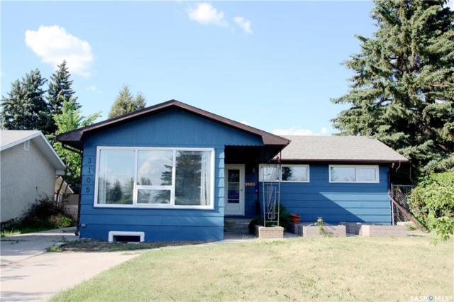 3105 Taylor Street E, Saskatoon, SK S7H 1X5 (MLS #SK737411) :: The A Team