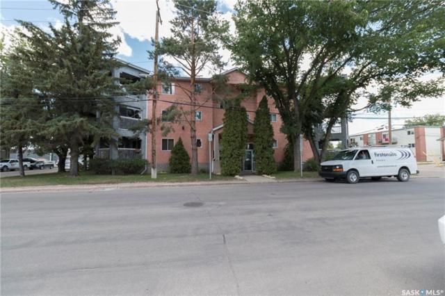 1215 Louise Avenue #303, Saskatoon, SK S7H 2P8 (MLS #SK737589) :: The A Team