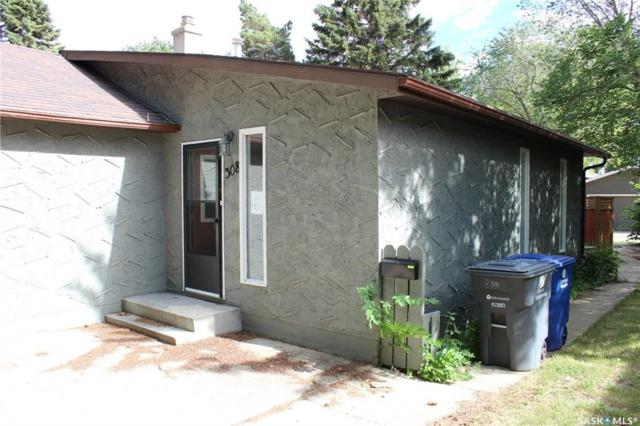 308 Hilliard Street E, Saskatoon, SK S7J 0E8 (MLS #SK738473) :: The A Team