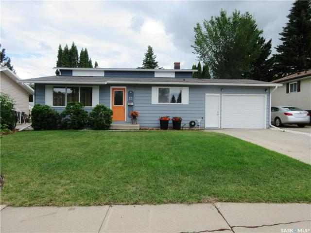 23 Jordan Place, Saskatoon, SK S7L 4J2 (MLS #SK739272) :: The A Team