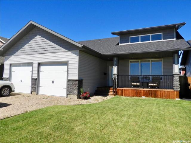 624 Evergreen Terrace, Warman, SK S0K 4S2 (MLS #SK740288) :: The A Team