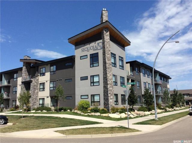 235 Evergreen Square #205, Saskatoon, SK S7W 0T9 (MLS #SK740407) :: The A Team