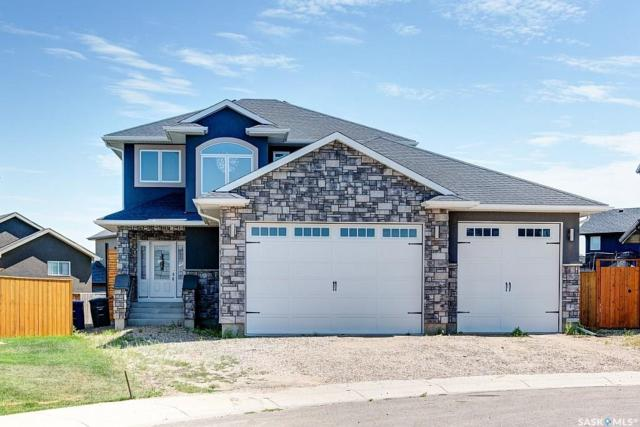 219 Teal Terrace, Saskatoon, SK S7T 0P9 (MLS #SK740442) :: The A Team