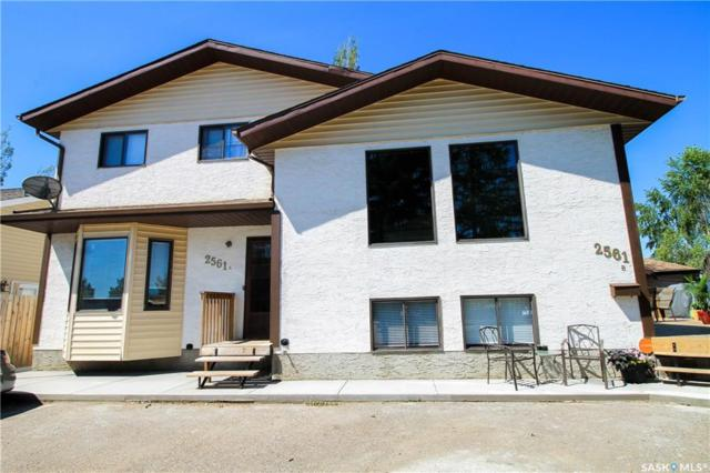 2561 Ross Crescent, North Battleford, SK S9A 3R2 (MLS #SK740541) :: The A Team