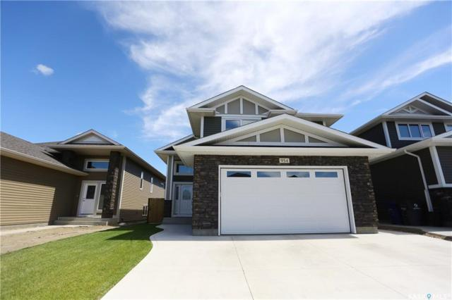 954 Pringle Cove, Saskatoon, SK S7T 0V6 (MLS #SK740703) :: The A Team