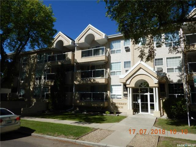 1012 Landsdowne Avenue #104, Saskatoon, SK S7H 2C3 (MLS #SK740798) :: The A Team
