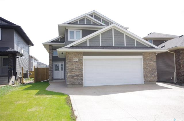 1414 Pringle Crescent, Saskatoon, SK S7T 1C9 (MLS #SK740875) :: The A Team