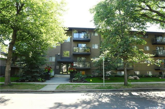 1013 Lansdowne Avenue #307, Saskatoon, SK S7H 2C2 (MLS #SK740972) :: The A Team