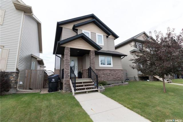 354 Lynd Lane, Saskatoon, SK S7T 0B1 (MLS #SK741033) :: The A Team