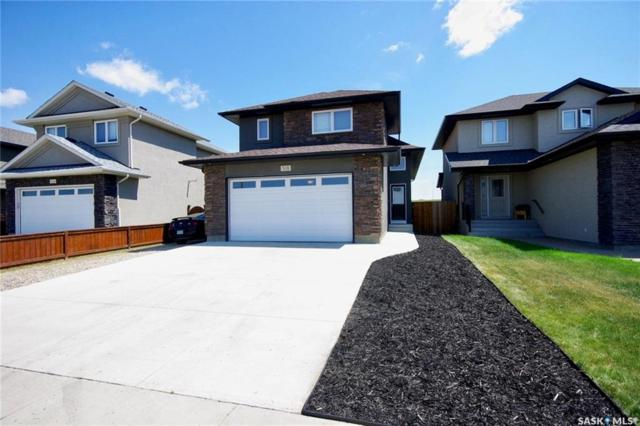 518 Sutter Crescent, Saskatoon, SK S7T 0R4 (MLS #SK741052) :: The A Team