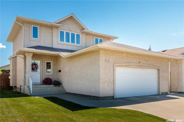315 Van Impe Court, Saskatoon, SK S7W 1C1 (MLS #SK741065) :: The A Team