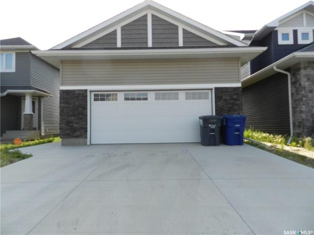 534 Kolynchuk Crescent, Saskatoon, SK S7T 0V9 (MLS #SK741067) :: The A Team