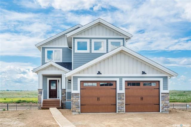 611 Fast Crescent, Saskatoon, SK S7W 0C2 (MLS #SK741091) :: The A Team