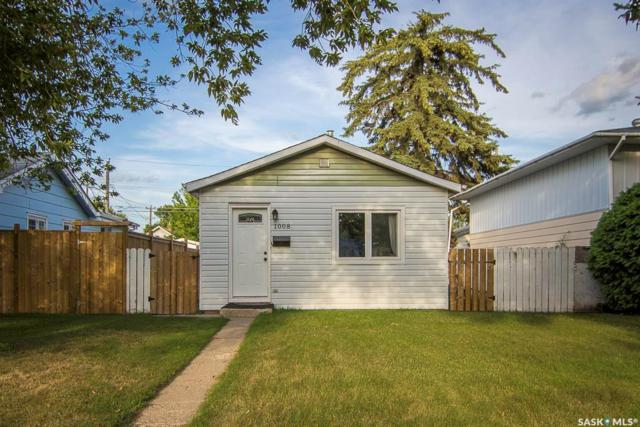 1008 N Avenue S, Saskatoon, SK S7M 2P6 (MLS #SK741093) :: The A Team