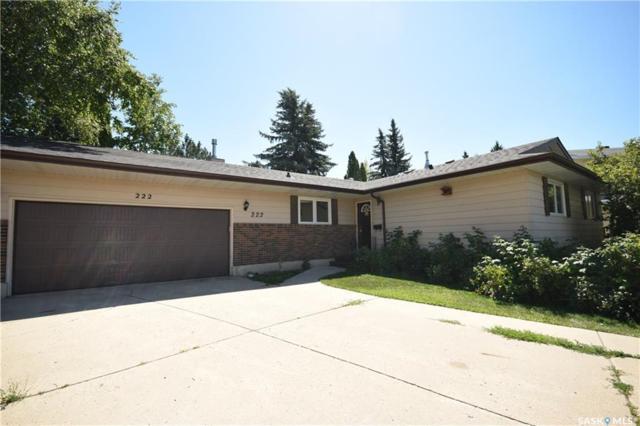 222 Laloche Terrace, Saskatoon, SK S7K 4R9 (MLS #SK741126) :: The A Team