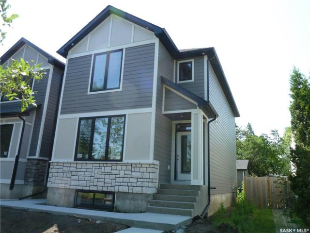 824 5th Street E, Saskatoon, SK S7H 1G9 (MLS #SK742951) :: The A Team
