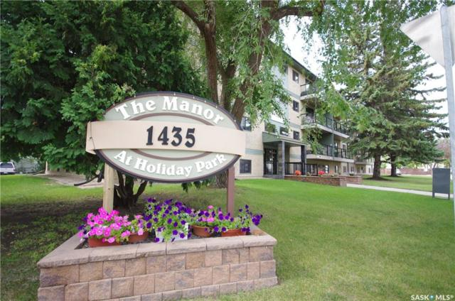 1435 Embassy Drive #205, Saskatoon, SK S7M 4E5 (MLS #SK744365) :: The A Team