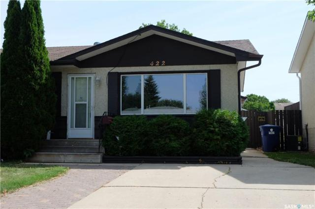 422 Lisgar Avenue, Saskatoon, SK S7L 5G8 (MLS #SK744481) :: The A Team