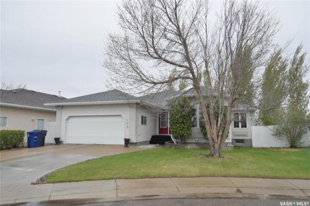 409 King Place, Warman, SK S0K 4S0 (MLS #SK744538) :: The A Team