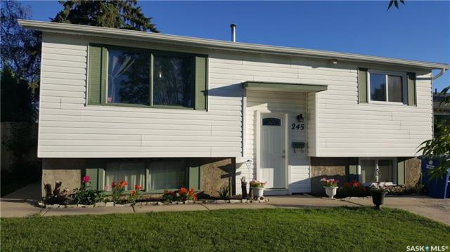245 Mowat Crescent, Saskatoon, SK S7L 4Y1 (MLS #SK744679) :: The A Team