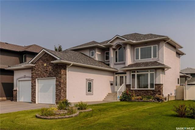 138 Beechdale Crescent, Saskatoon, SK S7V 0A3 (MLS #SK744775) :: The A Team