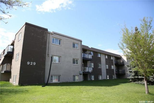 929 Northumberland Avenue #303, Saskatoon, SK S7L 3W8 (MLS #SK744870) :: The A Team