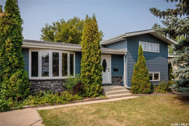 34 Stephenson Crescent, Saskatoon, SK S7H 3J7 (MLS #SK744958) :: The A Team