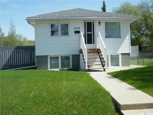 1338 I Avenue N, Saskatoon, SK S7L 2J3 (MLS #SK744996) :: The A Team