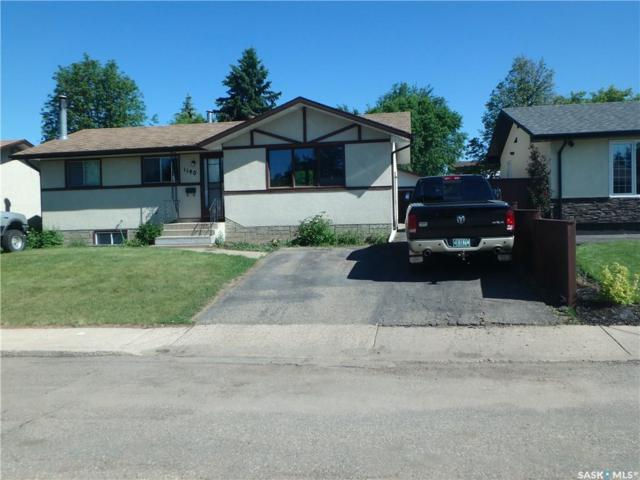 1140 Knox Place, Prince Albert, SK S6V 2T9 (MLS #SK745204) :: The A Team